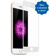 Защитное стекло iLera Eclat 0.30mm для iPhone 7 Plus / 8 Plus White (EclGl1118PLWt)