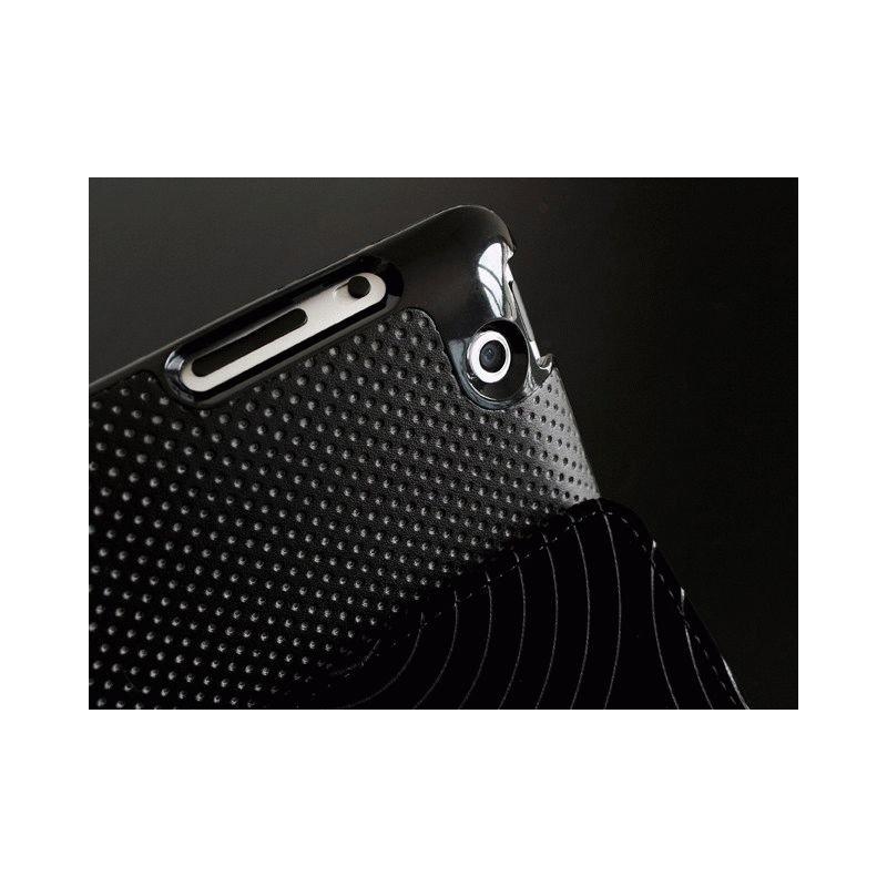 Чехол Puro Golf Fluo iPad2/iPad3 Black