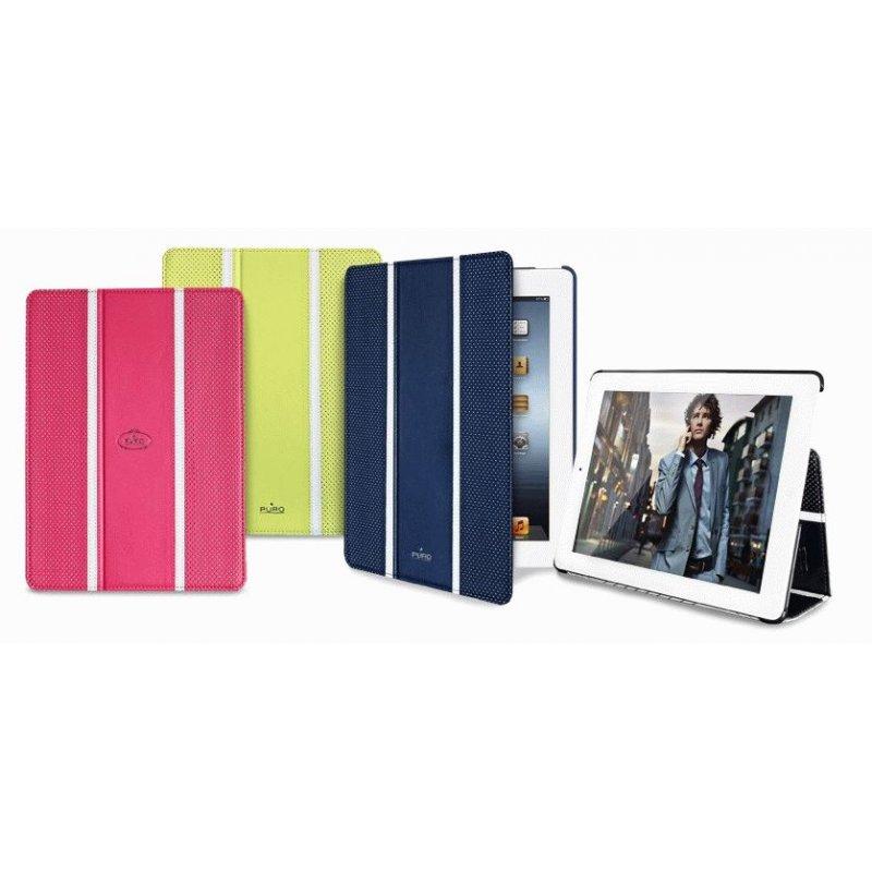 Чехол Puro Golf Fluo iPad2/iPad3 Blue