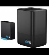 Зарядное устройство GoPro Dual Battery Charger + Battery (AJDBD-001)