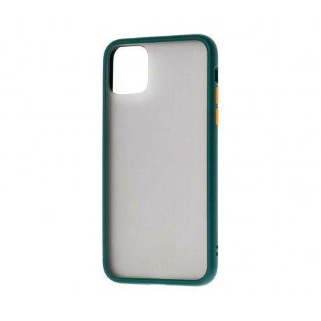 Чехол LikGus Maxshield Case для Apple iPhone 11 Pro Max Green