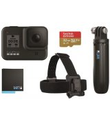Видеокамера GOPRO HERO 8 Black Holiday Bundle (CHDRB-801)