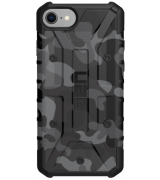 Накладка Urban Armor Gear (UAG) для iPhone 6/6s/7/8 Pathfinder Camo Gray/Black (IPH8/7-A-BC)