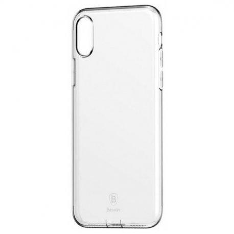 Baseus IPhone XS Max Simple Tpu Case Black