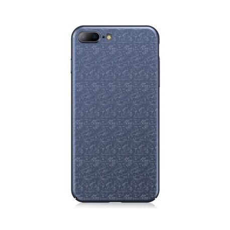 Baseus IPone 7 Plus/8 Plus Plaid Case Blue