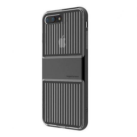 Baseus IPhone 7 PLUS/8 Plus Travel Case Black-Gray