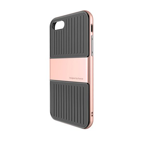 Baseus IPhone Travel Case Black-Pink