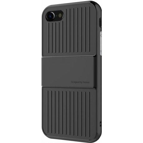 Baseus IPhone 7 Travel Case Black-Gray