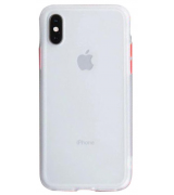 LikGus IPhone XS Max Tpu Case Clear