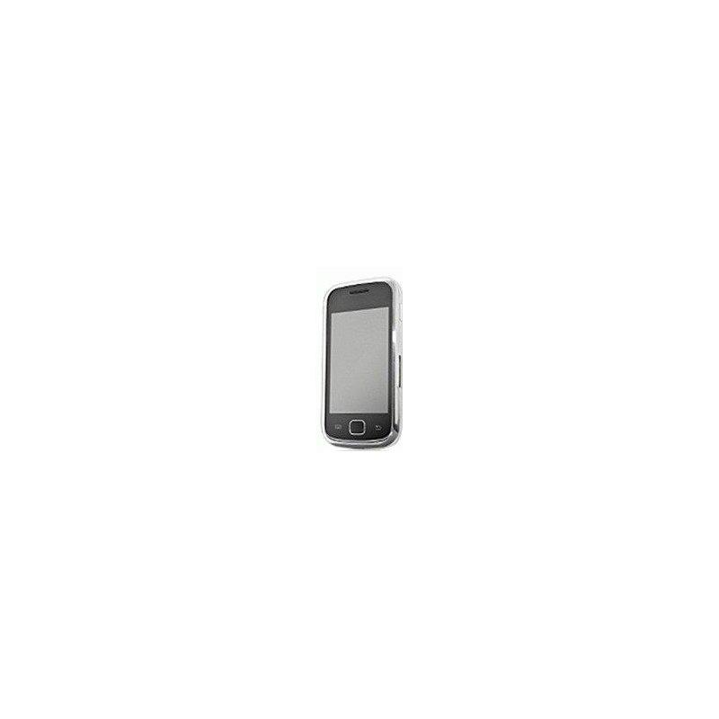 Capdase накладка Soft Jacket Xpose для Samsung Galaxy Gio S5660 White