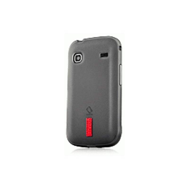 Capdase накладка Soft Jacket Xpose для Samsung Galaxy Gio S5660 Black