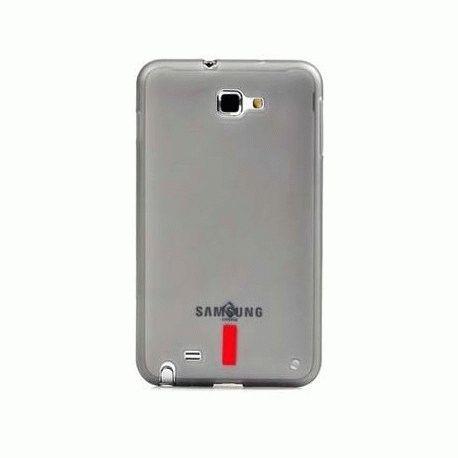 Capdase накладка Soft Jacket Xpose для Samsung Galaxy Note N7000 Gray