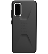 Накладка Urban Armor Gear Civilian (UAG) для Samsung Galaxy S20 Black