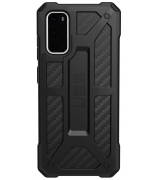 Накладка Urban Armor Gear Monarch (UAG) для Samsung Galaxy S20 Carbon Fiber