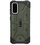 Накладка Urban Armor Gear Pathfinder (UAG) для Samsung Galaxy S20 Olive