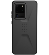 Накладка Urban Armor Gear Civilian (UAG) для Samsung Galaxy S20 Ultra Black