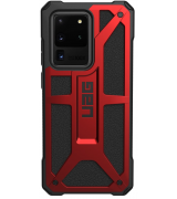 Накладка Urban Armor Gear Monarch (UAG) для Samsung Galaxy S20 Ultra Crimson