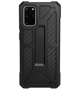 Накладка Urban Armor Gear Monarch (UAG) для Samsung Galaxy S20+ Carbon Fiber