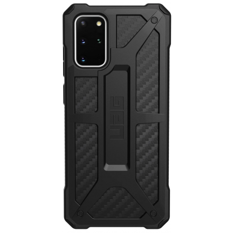 Накладка Urban Armor Gear Monarch (UAG) для Samsung Galaxy S20+ Carbon Fiber