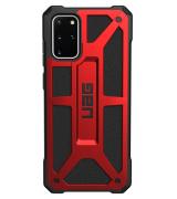 Накладка Urban Armor Gear Monarch (UAG) для Samsung Galaxy S20+ Crimson