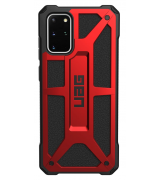 Накладка Urban Armor Gear Monarch (UAG) для Samsung Galaxy S20+ Crimson