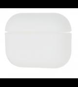 Чехол Silicone Case Ultra Slim для Apple AirPods Pro Luminescent White