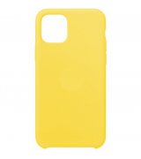 Чехол Silicon Cover IPhone 11 Pro Max My Colors Yellow