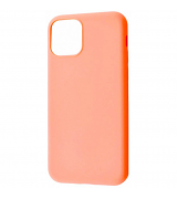 Чехол Silicon Cover IPhone 11 Pro Max My Colors Peach