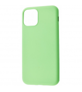 Чехол Silicon Cover IPhone 11 Pro Max My Colors Mint Gum