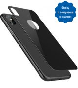 Защитное стекло Ilera Eclat 3D IPhone X Black (EclGl111XBL3DBA) (No box)