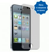Защитное стекло Ilera Eclat 0.20mm IPhone 4 (EclGl1114)