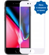 Защитное стекло 5D для IPhone 7 Plus/8 Plus White