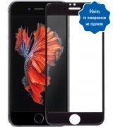 Защитное стекло 5D для IPhone 6 Black