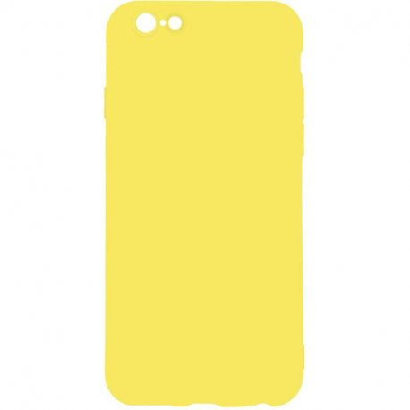 TPU Cover Case для IPhone 6 (Yellow)