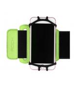 Спортивный чехол на запястье для телефона ROCK Universal Sports Wristband Green