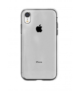 Накладка Hoco Light Silicone Gray для Apple IPhone XS Gray