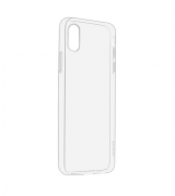 Накладка Hoco Light Silicone для Apple IPhone X/XS Clear-Gray