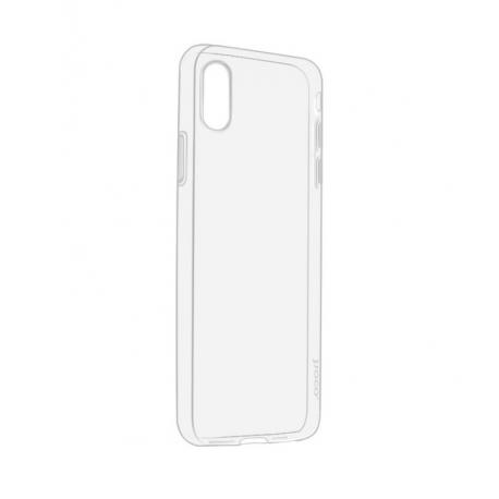 Накладка Hoco Light Silicone для Apple IPhone X/XS Clear-Gray