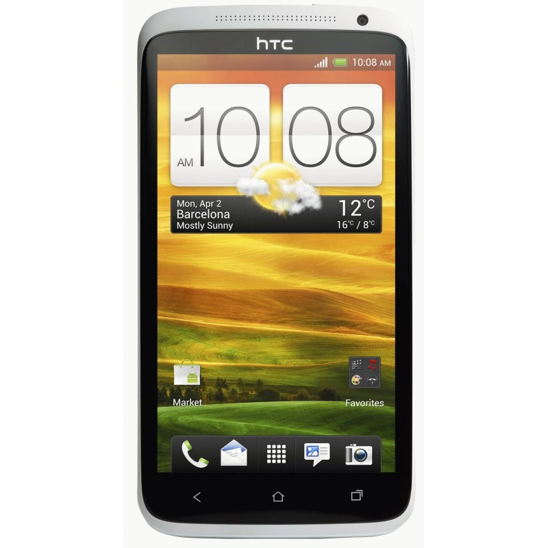 HTC One X S720e White EU