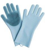 Перчатки силиконовые Xiaomi Jordan-Judy Silicone Gloves Blue