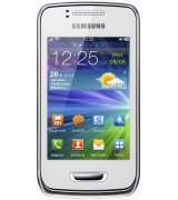 Samsung Wave Y S5380 Pearl White