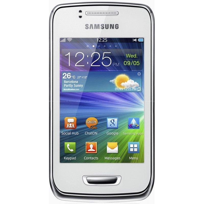 Samsung Wave Y S5380 White EU