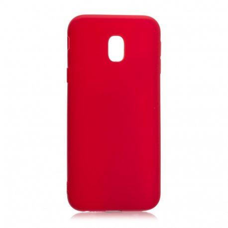 Чехол SMTT для Samsunh Galaxy J3 Red