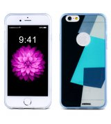 Чехол Remax для Apple IPhone 6/6S Engarved Blue
