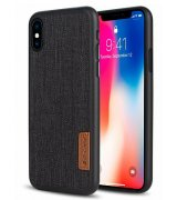 Чехол G-Case Canvas Series для Apple IPhone X Black