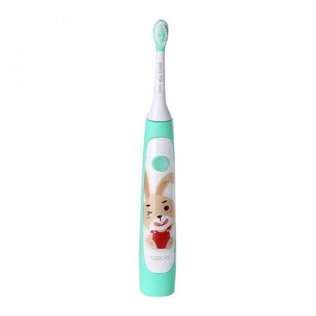 Зубная щётка детская Xiaomi Soocas C1 Electric Toothbrush Green