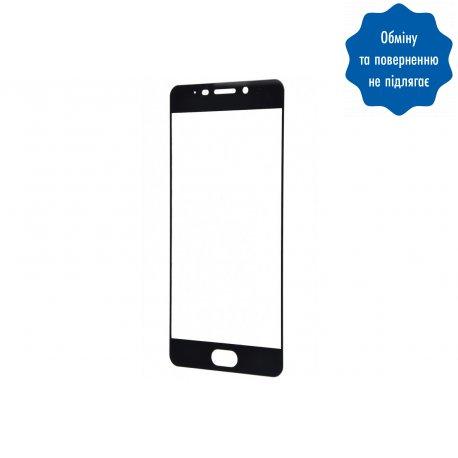 Защитное стекло 2D для Xiaomi M6 Note Black