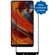 """Защитное стекло 6,4"""" для Xiaomi Mi Mix 2 Black"""