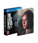 Игра The Last of Us Part II. Special Edition (PS4, Русская версия)