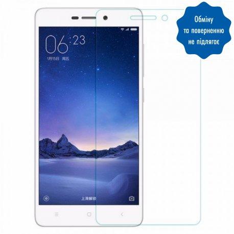 """Защитное стекло 5"""" 0.18mm для Xiaomi Redmi 3 Pro"""